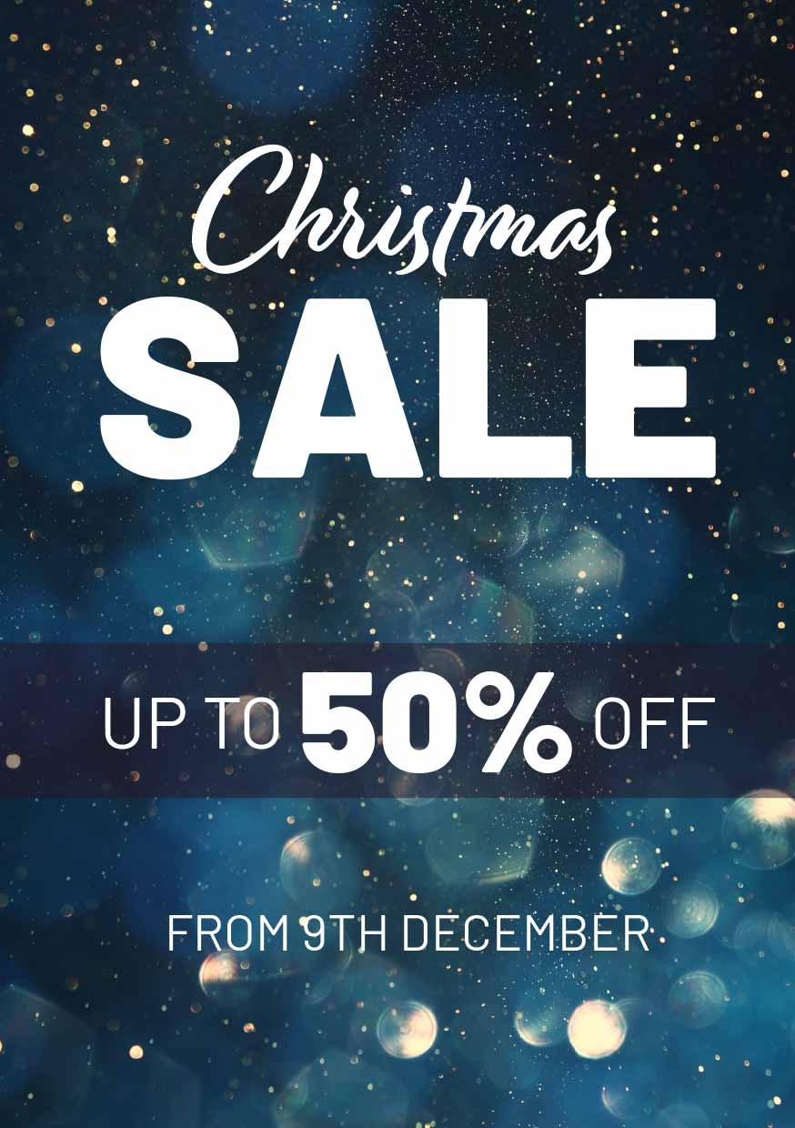 Christmas Sale Flyers