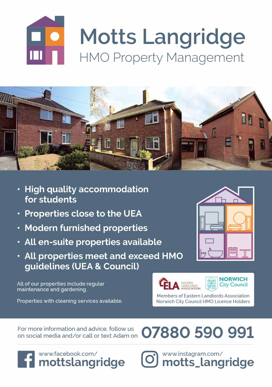 Landlord Housing Estate Agent Flyers