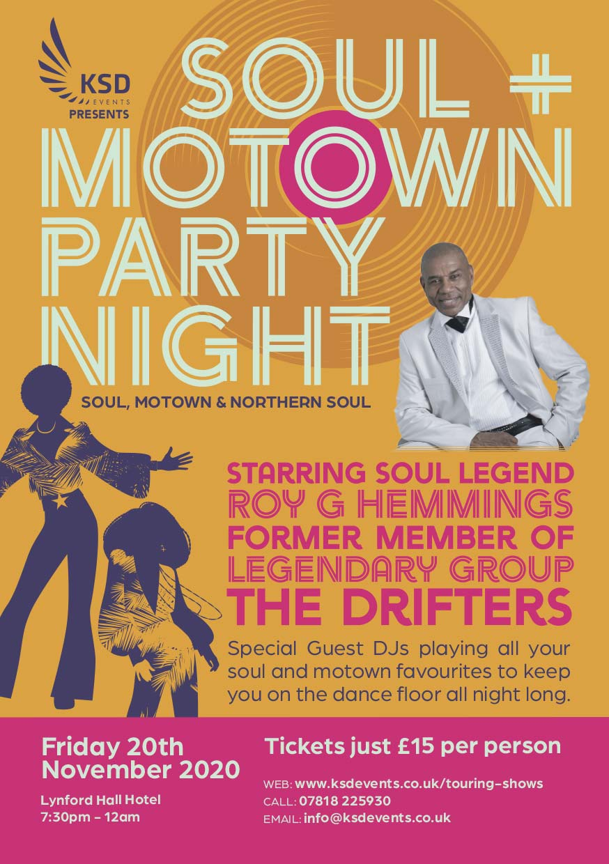 Soul and Motown Party
