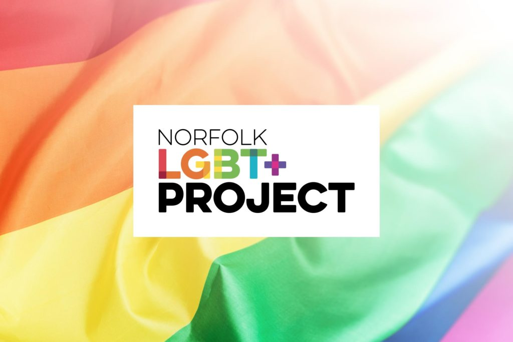 Fiona Liew-Bedford, Norfolk LGBT Project