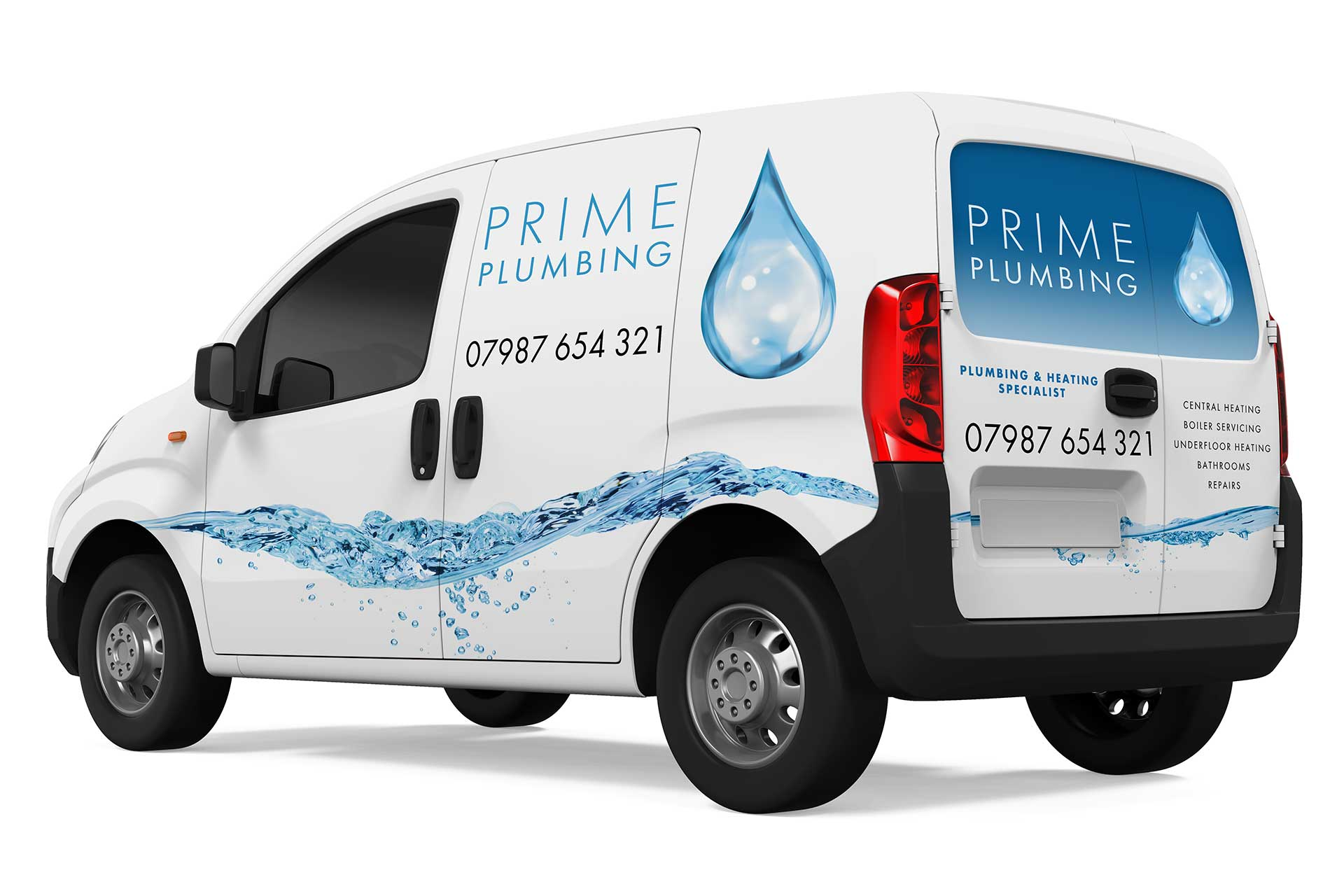 Vehicle Wraps - Graphic Design and Printing - Norwich Designer
